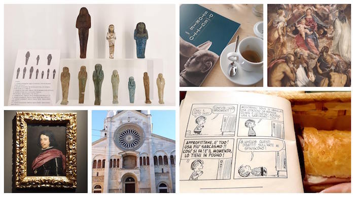 Un giorno a Modena - febbraio 2019