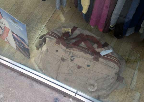 la borsa comprata a Barcellona