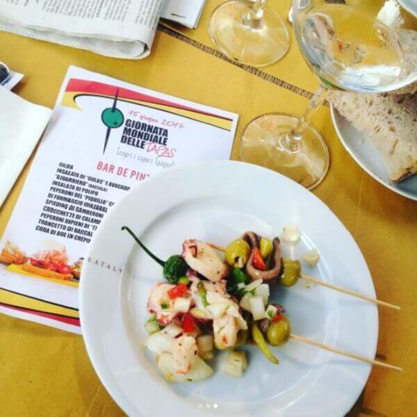 Il TapasDay al ristorante Albufera di Milano