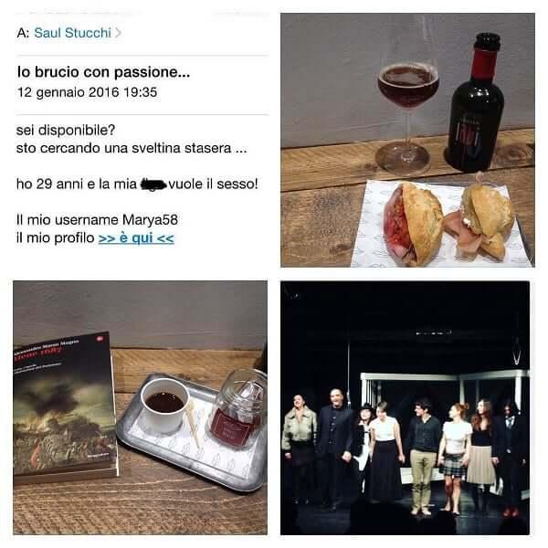 Una serata intensa tra panini, birra e teatro a Milano