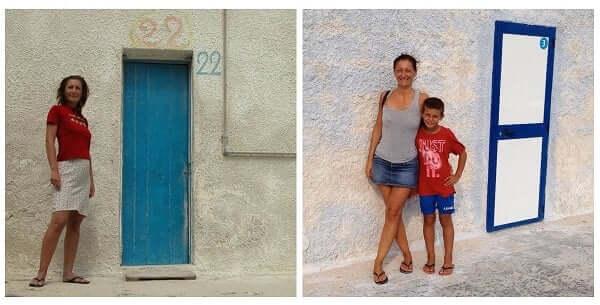 Torre Rinalda sulla costa della Puglia