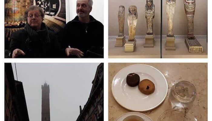 Mezza giornata a Bologna