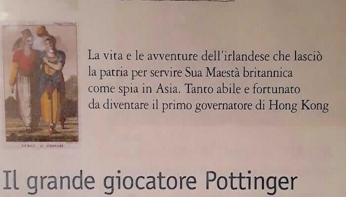 Saul Stucchi, Il grande giocatore Pottinger, Diario 27.02.2004